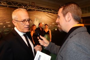 Hollywood in Vienna 2015 - Interviewing James Newton Howard