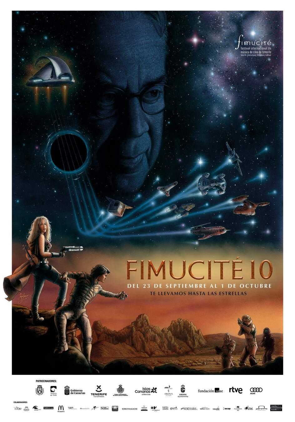Fimucite 10 - Cartel