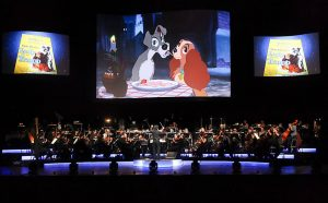 Disney in concert - Lady and the Tramp