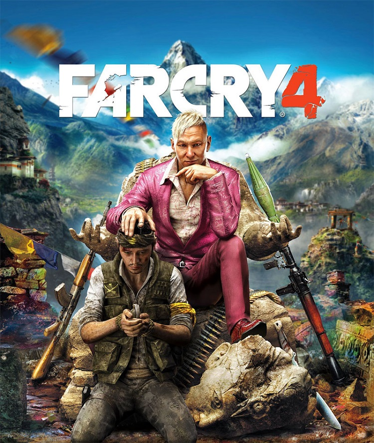 Far Cry 4 - Poster