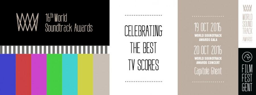 World Soundtrack Awards 2016 - Banner