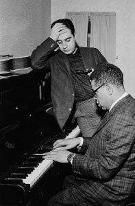 Lalo Schifrin & Dizzy Gillespie