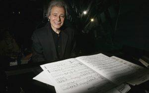 Lalo Schifrin - Piano y Partituras