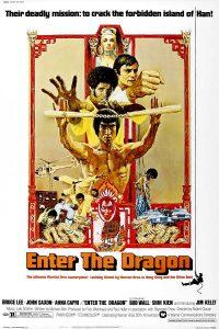 Enter The Dragon - Poster