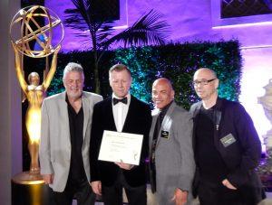 SCL Emmy Reception 2016 - Abel Korzeniowski