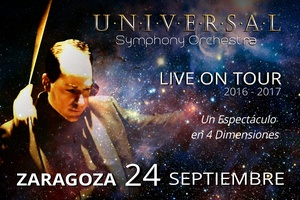 Universal Symphony Orchestra - Tour