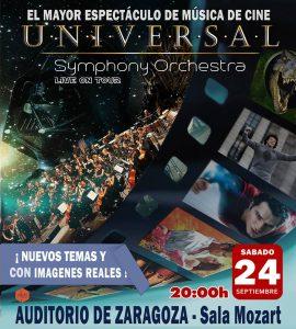 Universal Symphony Orchestra - Zaragoza