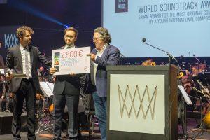 WSA SABAM Award 2015 - Peer Kleinschmidt