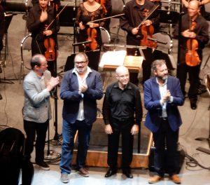 Zinemaldia 2016 - Concert - Composers