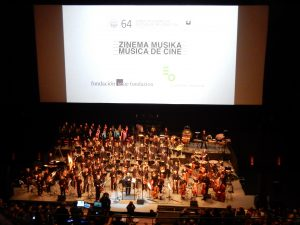Zinemaldia 2016 - Concert - Orquestra and Choir