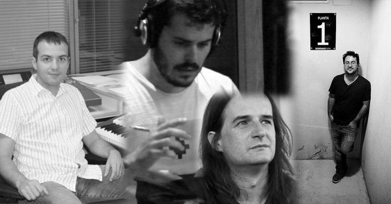 Conferencias - Mateo Pascual, Damián Sánchez, Gryzor 87 y David García