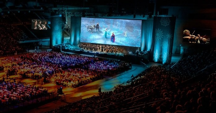 Disney in Concert - Frozen - Concierto