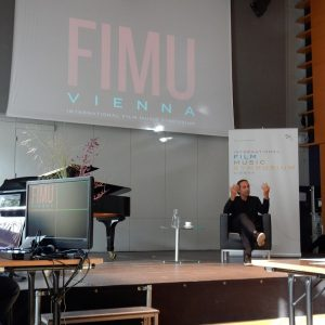 Hollywood in Vienna 2016 - FIMU - Alexandre Desplat