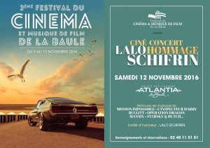 Lalo Schifrin - Festival La Baule 2016