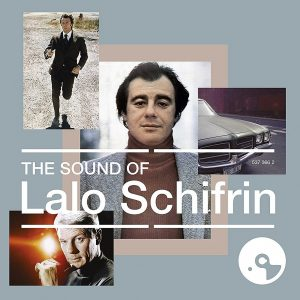 5 CD Box - The Sound Of Lalo Schifrin