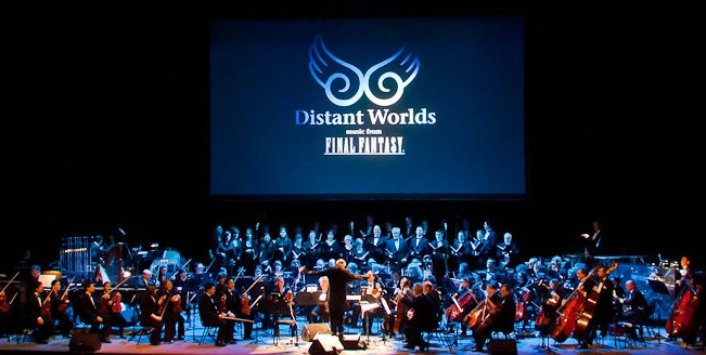 MGE2016 - Final Fantasy Distant Worlds