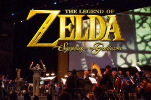 MGE2016 - Zelda Symphony of Goddesses