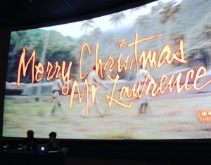 WSA 2016 - Day 2 - Seminar - Merry Christmas Mr Lawrence