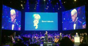 WSA 2016 - Día 3 - Gala - Ryuichi Sakamoto