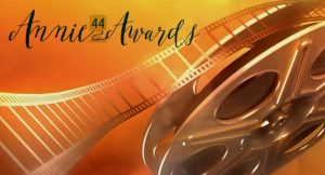 Annie Awards 44th edition - Nominees