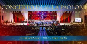 Ennio Morricone - Vatican - Poster