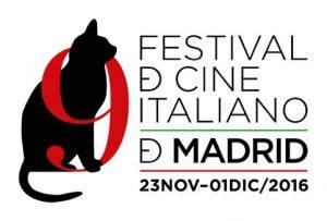 Italian Film Festival in Madrid - Logo 2016