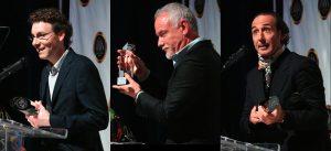 HMMA Winners 2016 - Nicholas Britell, John Debney, Alexandre Desplat