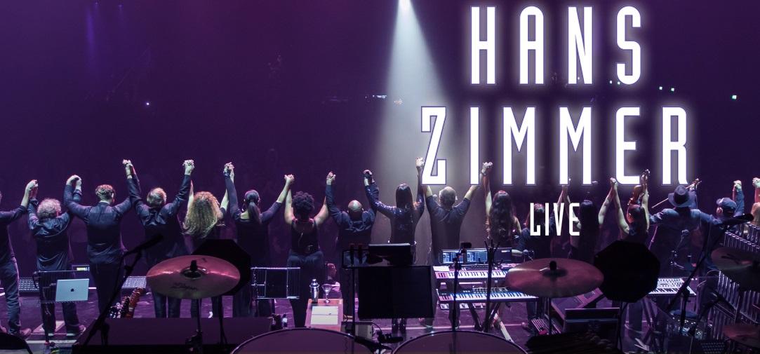 Hans Zimmer Live On Tour June