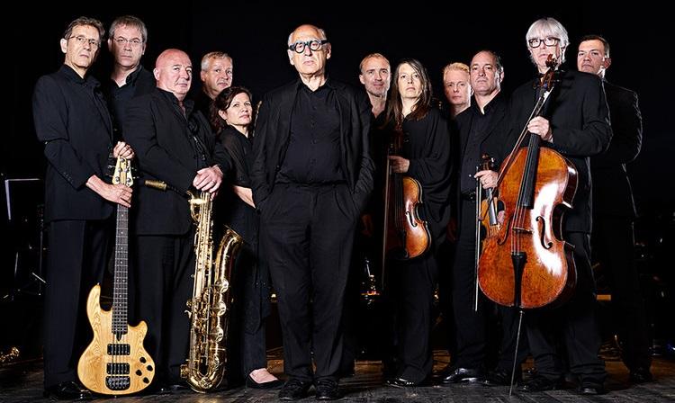 Michael Nynman Band - 40th anniversary