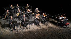 Michael Nynman Band - Concierto