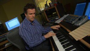 Sean Callery - Componiendo