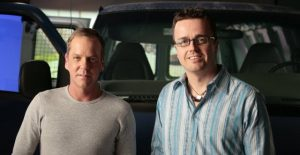 Sean Callery - 24 with Kiefer Sutherland