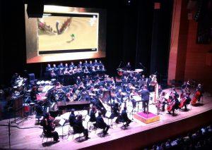 Zelda Symphony - Bilbao - 2016 - Concert 2
