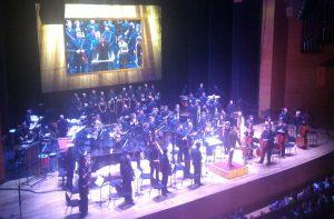 Zelda Symphony - Bilbao - 2016 - End of the concert