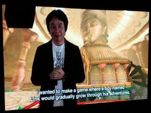 Zelda Symphony - Bilbao - 2016 - Shigeru Miyamoto