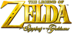 Zelda Symphony - Bilbao - 2016 - Logo
