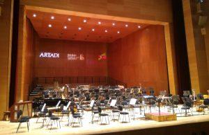 JNH Bilbao 2016 - Concierto - 1 - Escenario