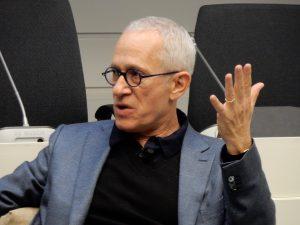 Conference at Deusto University - James Newton Howard