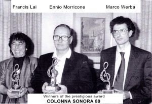 Marco Werba - Workshop 2016 - Colonna Sonora Award