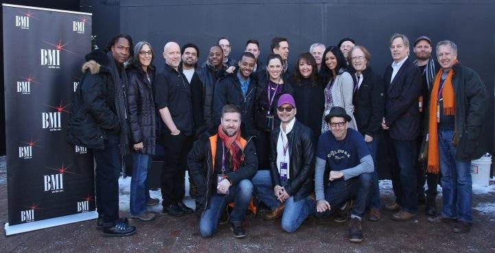 BMI Sundance 2016 - Family picture