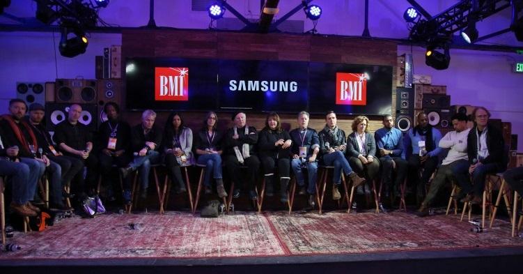 BMI Sundance 2016 - Panel