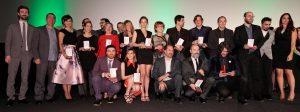 Premios CEC 71ª Edición - Ganadores