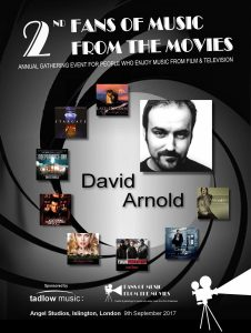 Fans of Music from the Movies - David Arnold