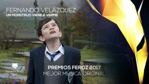 Feroz Awards 2017 - Fernando Velázquez