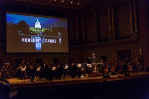 House Of Cards in Concert