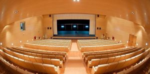 Auditorio Riberas del Guadaira - Interior