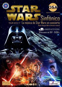 OSA - Symphonic Star Wars - Poster