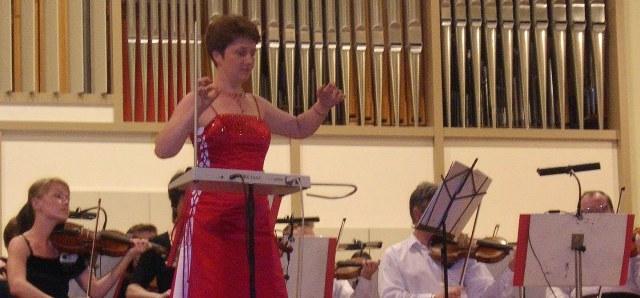Lydia Kavina - Theremin