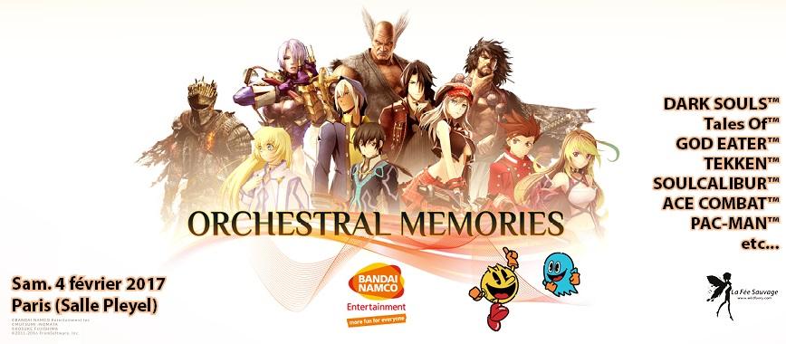 Orchestral Memories 2017 - Banner