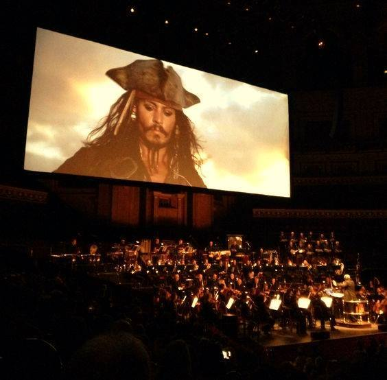 Pirates of the Caribbean - Concert